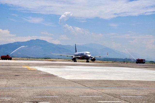Điều chỉnh qui hoạch Cảng hàng không quốc tế Chu Lai - Ảnh 1.