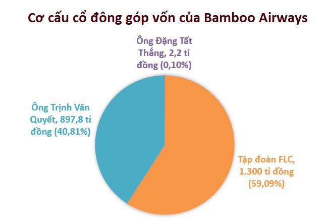 Ông Trịnh Văn Quyết sở hữu bao nhiêu cổ phần Bamboo Airways? - Ảnh 2.