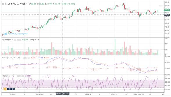 Cổ phiếu tâm điểm ngày 26/12: FPT, SZC, C32, SKG - Ảnh 1.