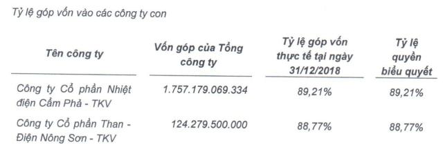 Doanh nghiệp vốn 6.800 tỉ đồng của TKV sắp đưa cổ phiếu lên HNX có gì đặc biệt? - Ảnh 1.