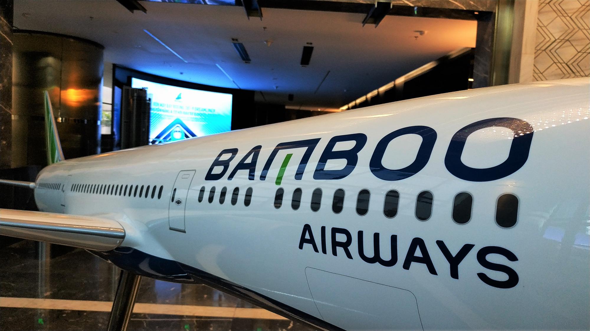 Chính phủ yêu cầu xem xét việc gỡ giới hạn số tàu bay của Bamboo Airways - Ảnh 1.