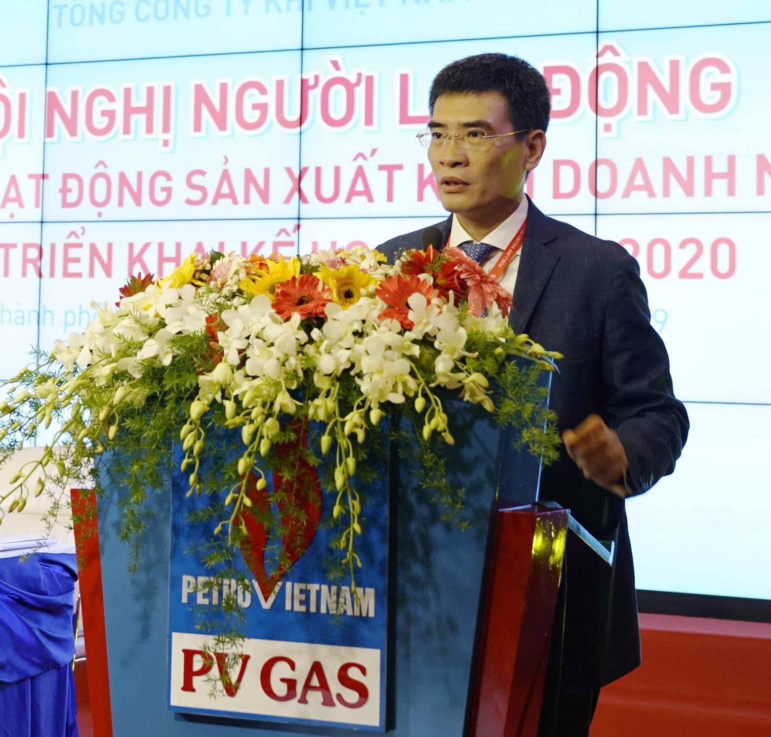 PV GAS ước lãi sau thuế trên 11.000 tỉ đồng năm 2019 - Ảnh 1.