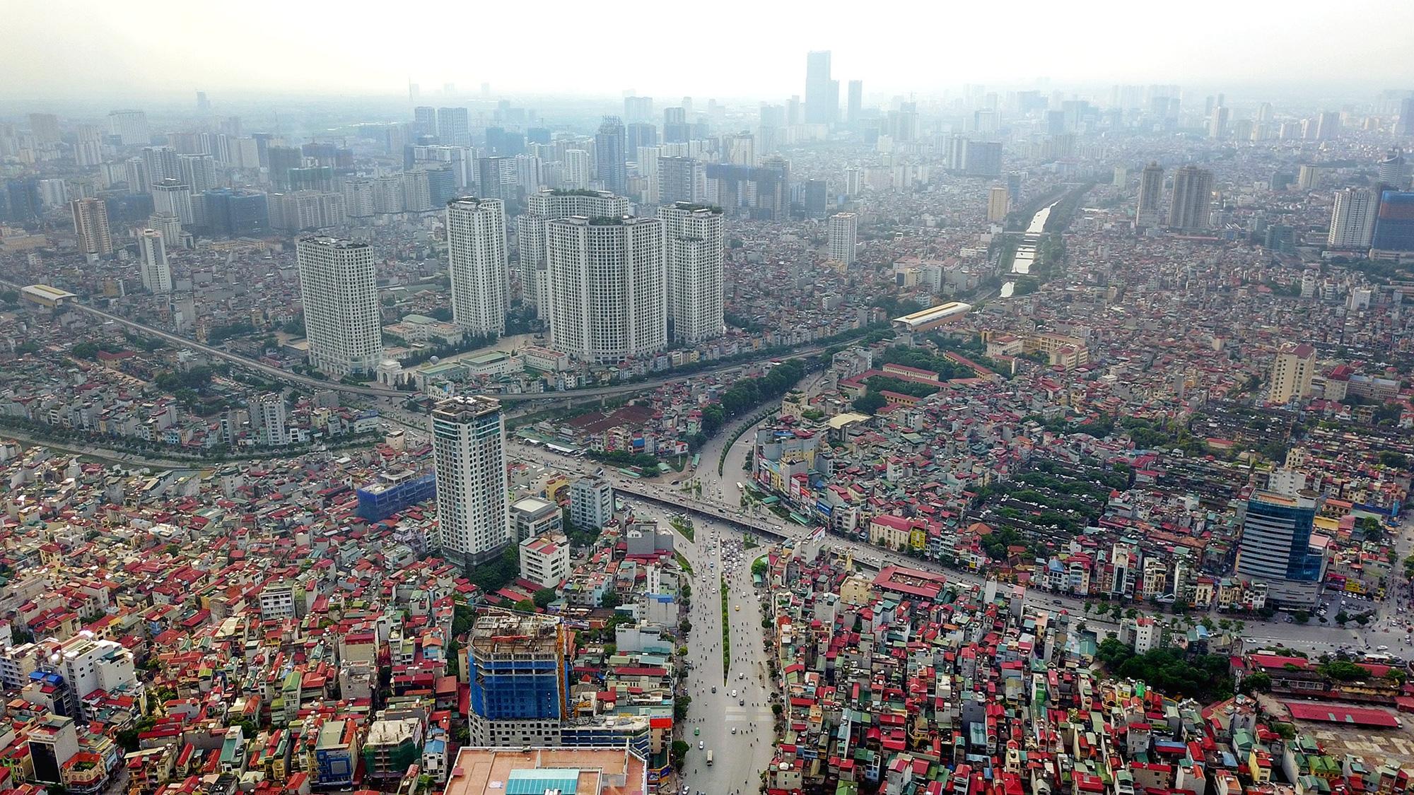 Hà Nội chốt giá đất cao nhất gần 190 triệu đồng/m2 - Ảnh 1.