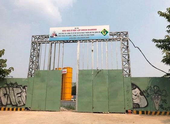 TP HCM quyết định chủ trương đầu tư Khu nhà ở độc lập Green Diamond cho một doanh nghiệp thuộc họ Sông Đà  - Ảnh 1.