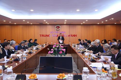 Thành viên Hội đồng tư vấn chính sách Tài chính tiền tệ quốc gia đề nghị đề nghị Chính phủ nới lỏng trong kiểm soát chính sách tiền tệ - Ảnh 1.