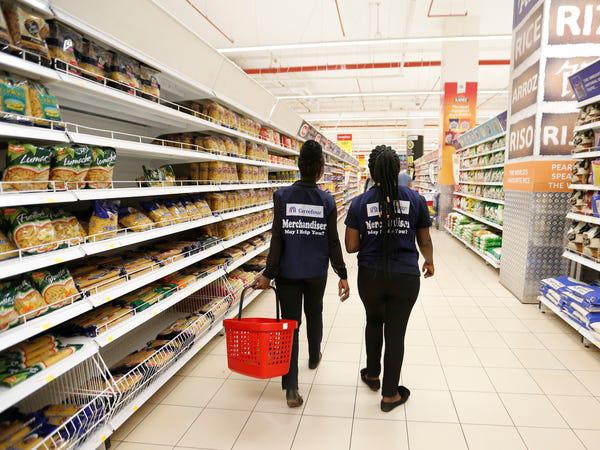Cuộc chiến giao hàng của các đại gia bán lẻ toàn cầu - Ảnh 11.