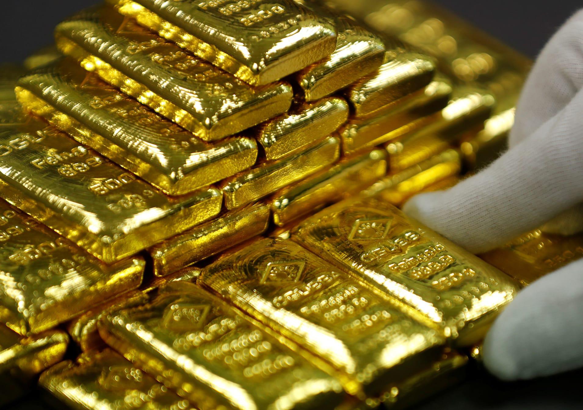 Giá vàng hôm nay 13/4: Ổn định ở mức cao trên thị trường quốc tế - Ảnh 1.