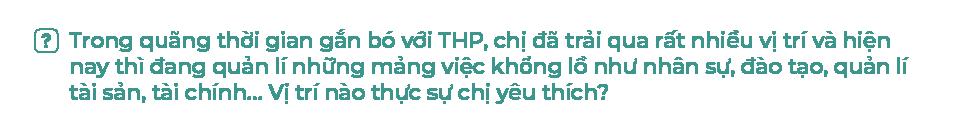 Trần Ngọc Bích trong Tân Hiệp Phát: quá khứ, hiện tại và tương lai - Ảnh 3.