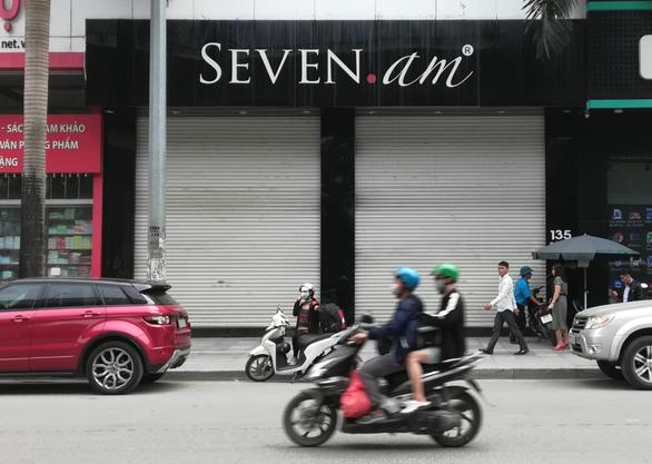 Bị nghi vấn bảo kê Seven.AM, quản lý thị trường lên tiếng - Ảnh 1.