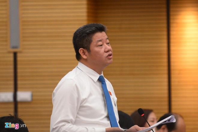 Giám đốc Sở KH&ĐT Hà Nội Nguyễn Mạnh Quyền nói gì vụ Nhật Cường? - Ảnh 1.