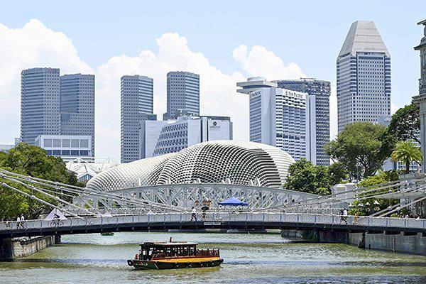 Singapore giàu, còn dân thì sao? - Ảnh 1.