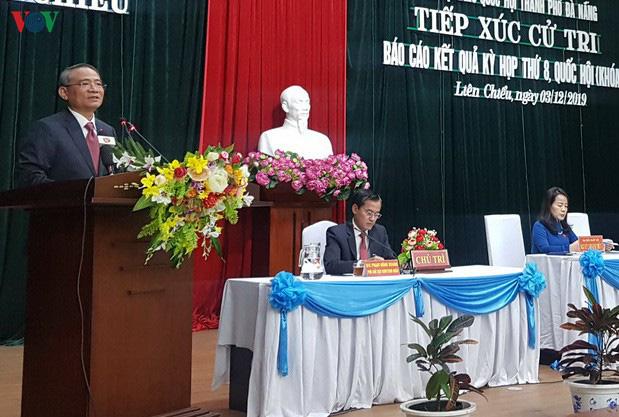 Bí thư Trương Quang Nghĩa khẳng định: Đà Nẵng sẽ xây dựng cảng Liên Chiểu - Ảnh 1.