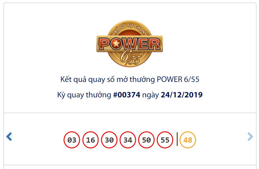 Kết quả Vietlott tuần qua (23-29/12): Thêm ba tỉ phú jackpot xuất hiện - Ảnh 1.