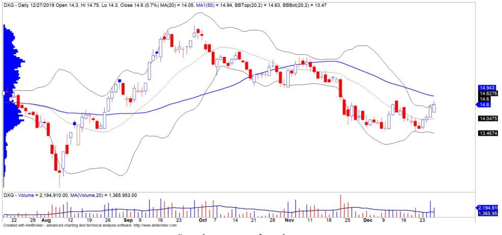 Cổ phiếu tâm điểm ngày 31/12: CTG, DXG, PNJ, HPG - Ảnh 3.
