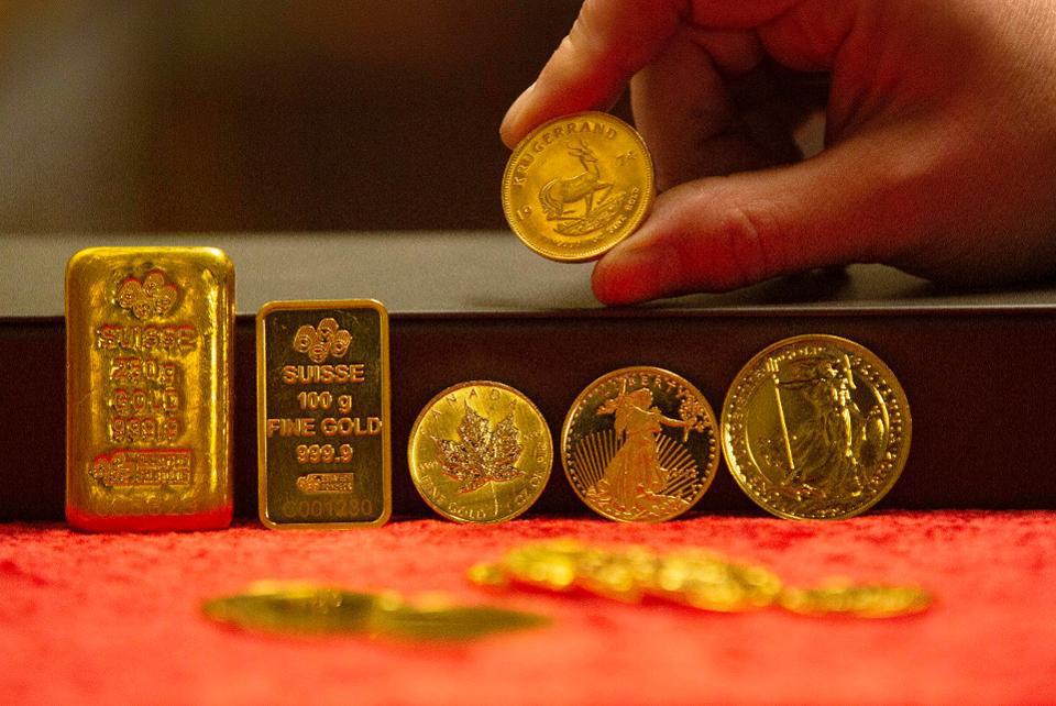 Giá vàng hôm nay 23/5: Tăng trước tình hình căng thẳng Mỹ - Trung Quốc leo thang - Ảnh 1.