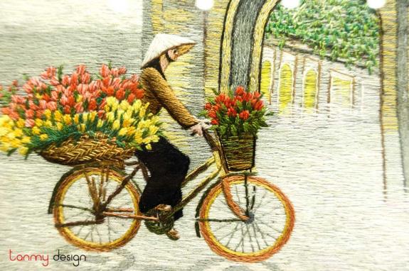 Ganh hang hoa
