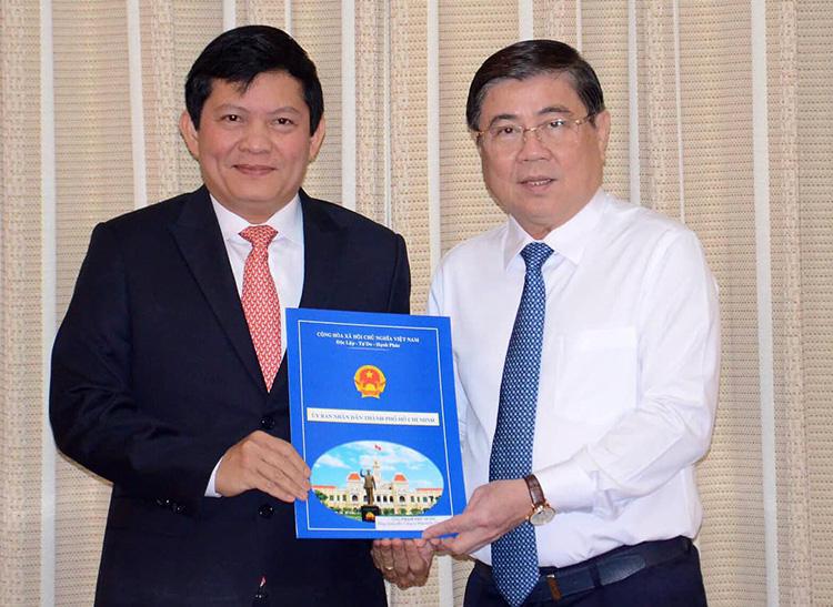 Công ty Sagri và Tân Thuận - IPC có lãnh đạo mới - Ảnh 1.