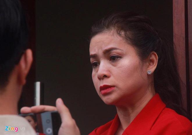 Bà Thảo nói việc cố giám định tâm thần ông Vũ để giữ sản nghiệp - Ảnh 1.