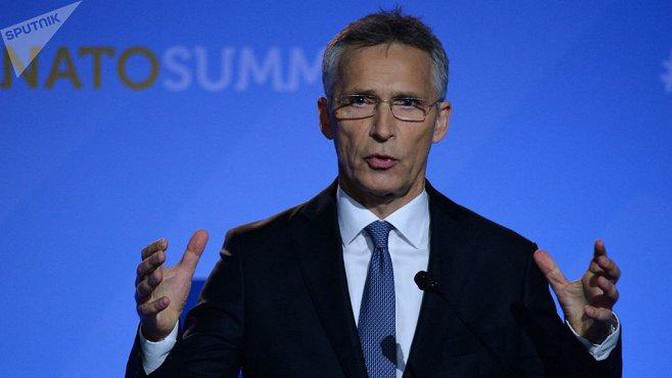 NATO lần đầu xem Trung Quốc là một thách thức - Ảnh 1.