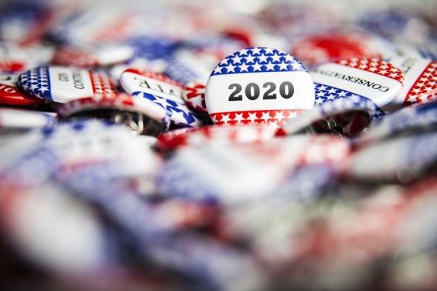 Bầu cử Mỹ 2020: Cơ hội vẫn chia đều cho các ứng cử viên - Ảnh 1.