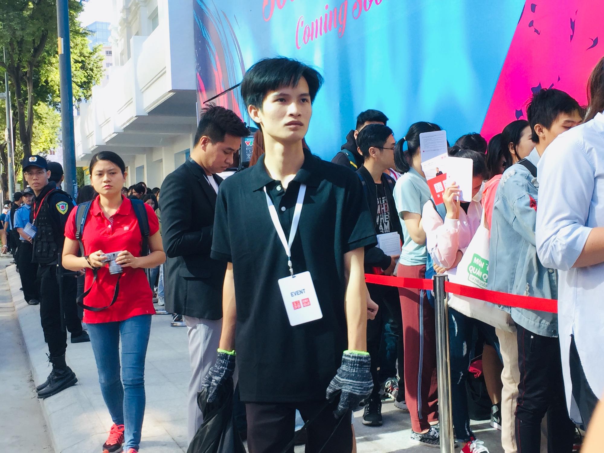 Khai trương Uniqlo Đồng Khởi 3