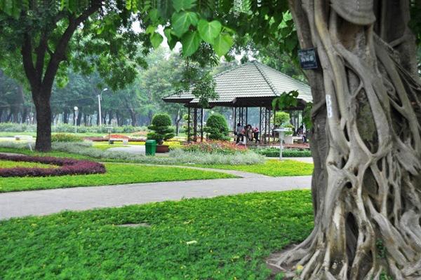 Xây công viên 150ha trên khu đất từng bị vẽ dự án 'ma' - Ảnh 2.