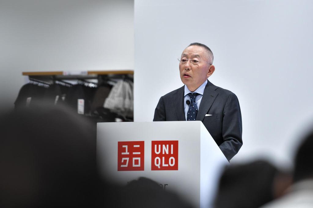 Tỷ phú giàu nhất Nhật Bản: 'Uniqlo không phải hãng thời trang nhanh' - Ảnh 1.