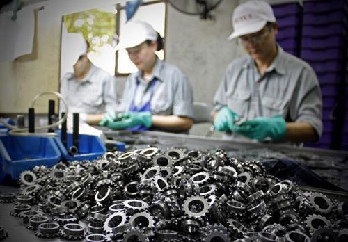 Công nghiệp chế biến chế tạo giữ đà tăng trưởng cao - Ảnh 1.