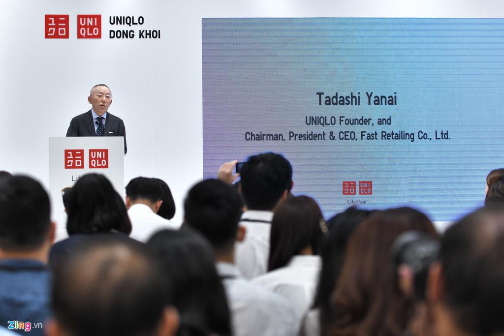 Tỷ phú giàu nhất Nhật Bản: 'Uniqlo không phải hãng thời trang nhanh' - Ảnh 3.