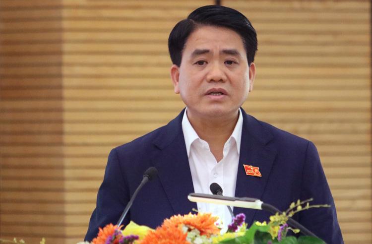 Chủ tịch Hà Nội: 'Không công nghệ nào có thể làm sạch sông Tô Lịch' - Ảnh 1.