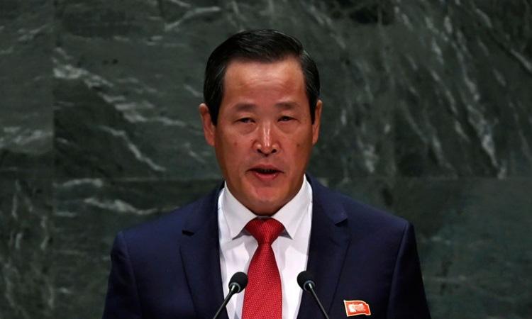 Triều Tiên tuyên bố chấm dứt đàm phán với Mỹ - Ảnh 1.