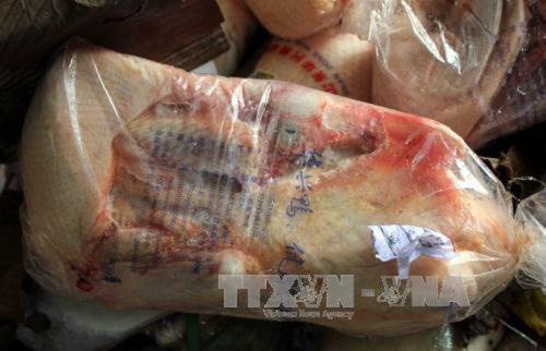 Bộ Tài chính đề xuất giảm thuế nhập khẩu thịt - Ảnh 1.
