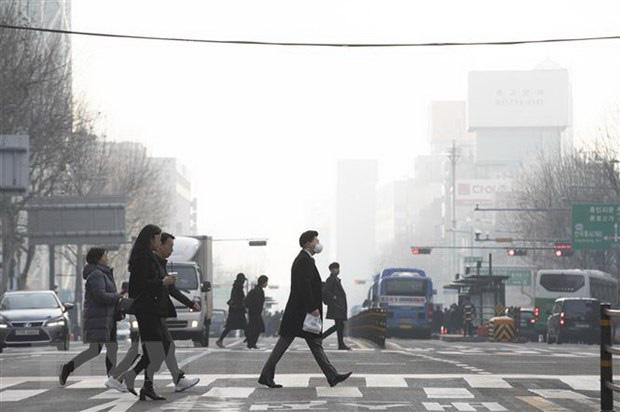 WTO: Dân số lao động của Hàn Quốc sẽ giảm mạnh vào năm 2040 - Ảnh 1.