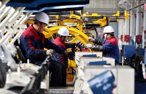 Thị trường lao động Trung Quốc tăng trưởng ổn định - Ảnh 1.