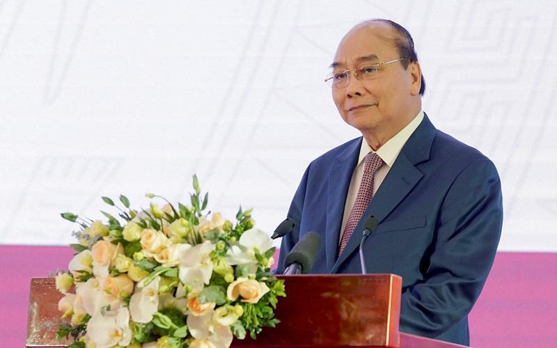 Thủ tướng Nguyễn Xuân Phúc dự khai trương Cổng dịch vụ công Quốc gia - Ảnh 2.