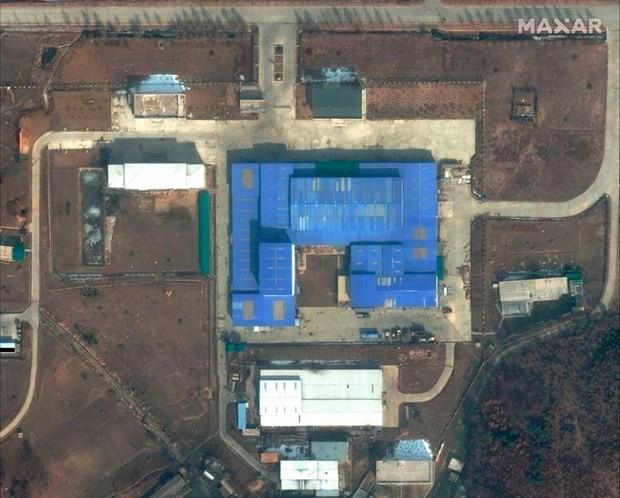 Chuyên gia Mỹ nhận định Triều Tiên chuẩn bị phóng một tên lửa - Ảnh 1.