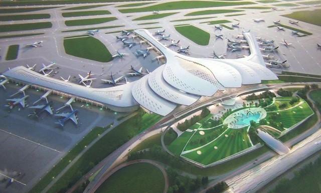 Bộ trưởng KH-ĐT là Chủ tịch Hội đồng thẩm định nhà nước tại dự án sân bay Long Thành - Ảnh 1.