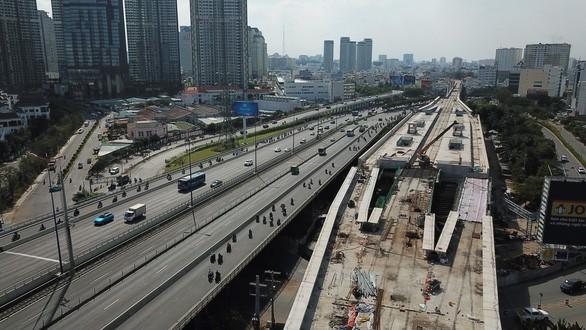 Liên danh nhà thầu metro số 1 kiện Ban quản lý đường sắt đô thị - Ảnh 1.