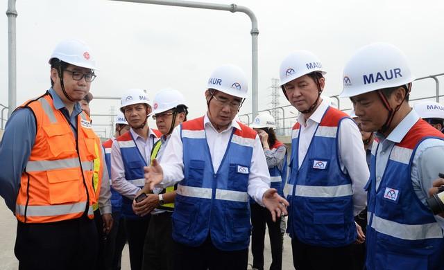 Bí thư Nguyễn Thiện Nhân: Khai thác hiệu quả quỹ đất quanh metro - Ảnh 1.