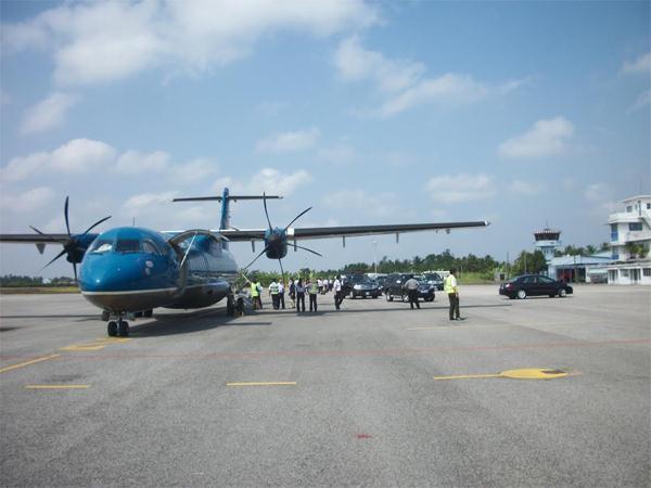 Kiên Giang đề nghị khôi phục đường bay Rạch Giá - Phú Quốc  - Ảnh 1.