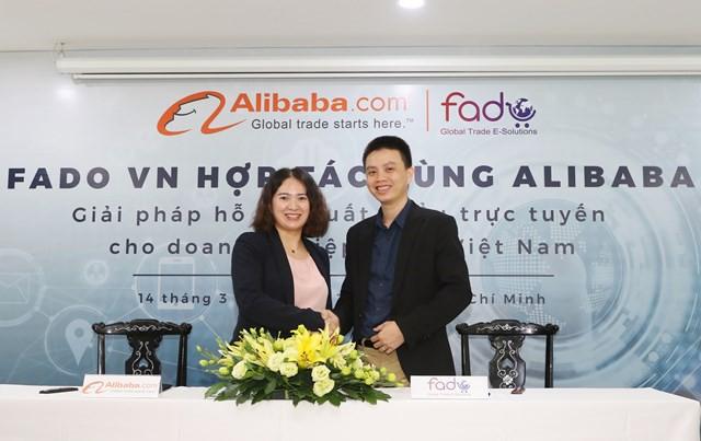 Alibaba chính thức hợp tác với Fado, cơ hội bán hàng toàn cầu rộng mở cho người Việt   - Ảnh 1.