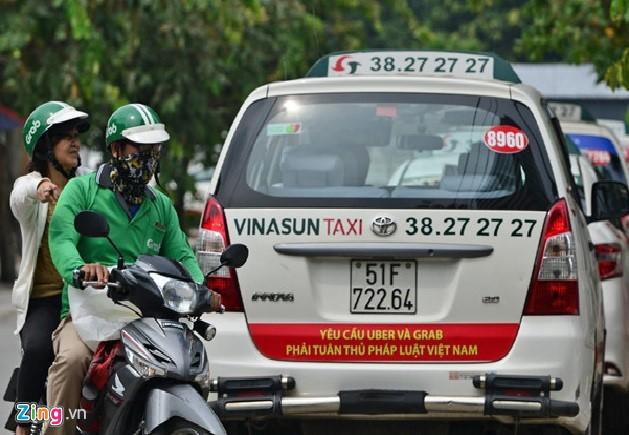 Phó Thủ tướng: Dự thảo quản lý taxi thay thế Nghị định 86 chưa đáp ứng yêu cầu đặt ra - Ảnh 1.