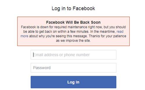 Facebook sập trên toàn cầu - Ảnh 3.