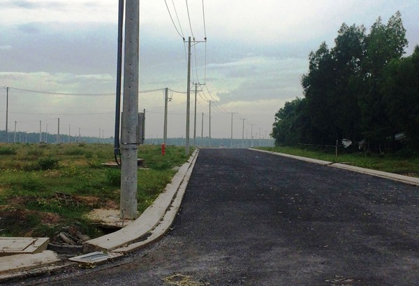 Thu gần 80 ha đất của công ty cao su Đồng Nai để bồi thường cho dự án tái định cư sân bay Long Thành - Ảnh 1.