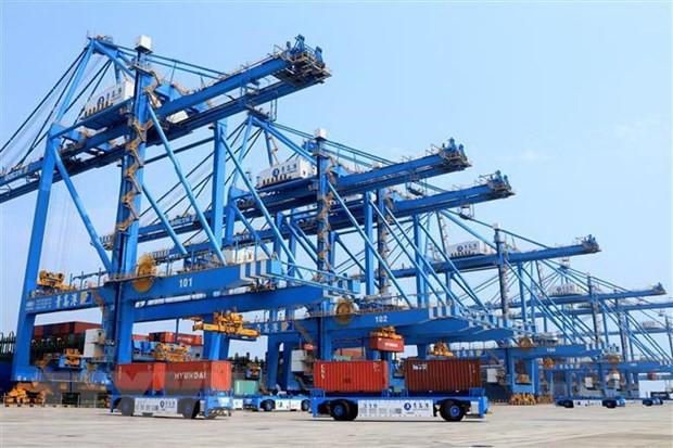 Thủ tướng Trung Quốc hối thúc tăng gấp đôi giá trị thương mại với Nga - Ảnh 1.