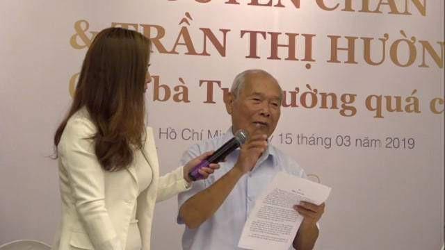 Nam A Bank lên tiếng về tranh chấp cổ phần của gia đình bà Tư Hường - Ảnh 1.