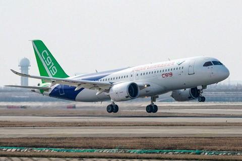 Máy bay made in China tận dụng cơ hội từ khủng hoảng Boeing - Ảnh 1.