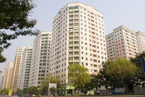 Cư dân phản đối xây thêm cao ốc trong khu đô thị kiểu mẫu - Ảnh 1.