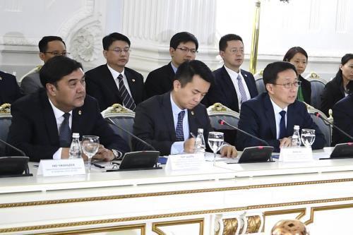 Trung Quốc cách chức và khai trừ đảng cựu quan chức năng lượng - Ảnh 1.