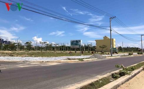 Sốt đất ở Quảng Nam làm tê liệt giải phóng mặt bằng các dự án công - Ảnh 1.